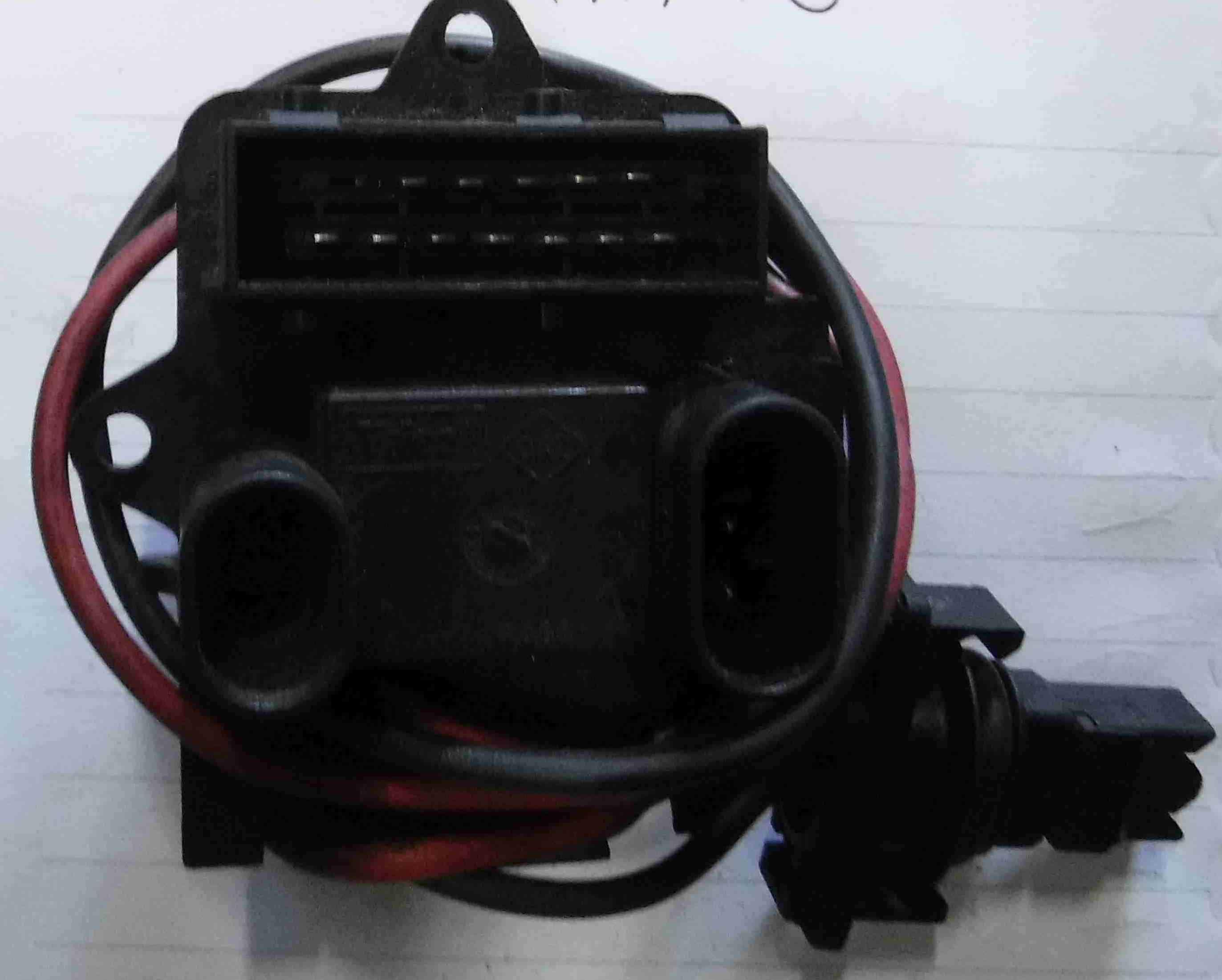 Renault Trafic 20012016 Heater Motor Resistor Speed
