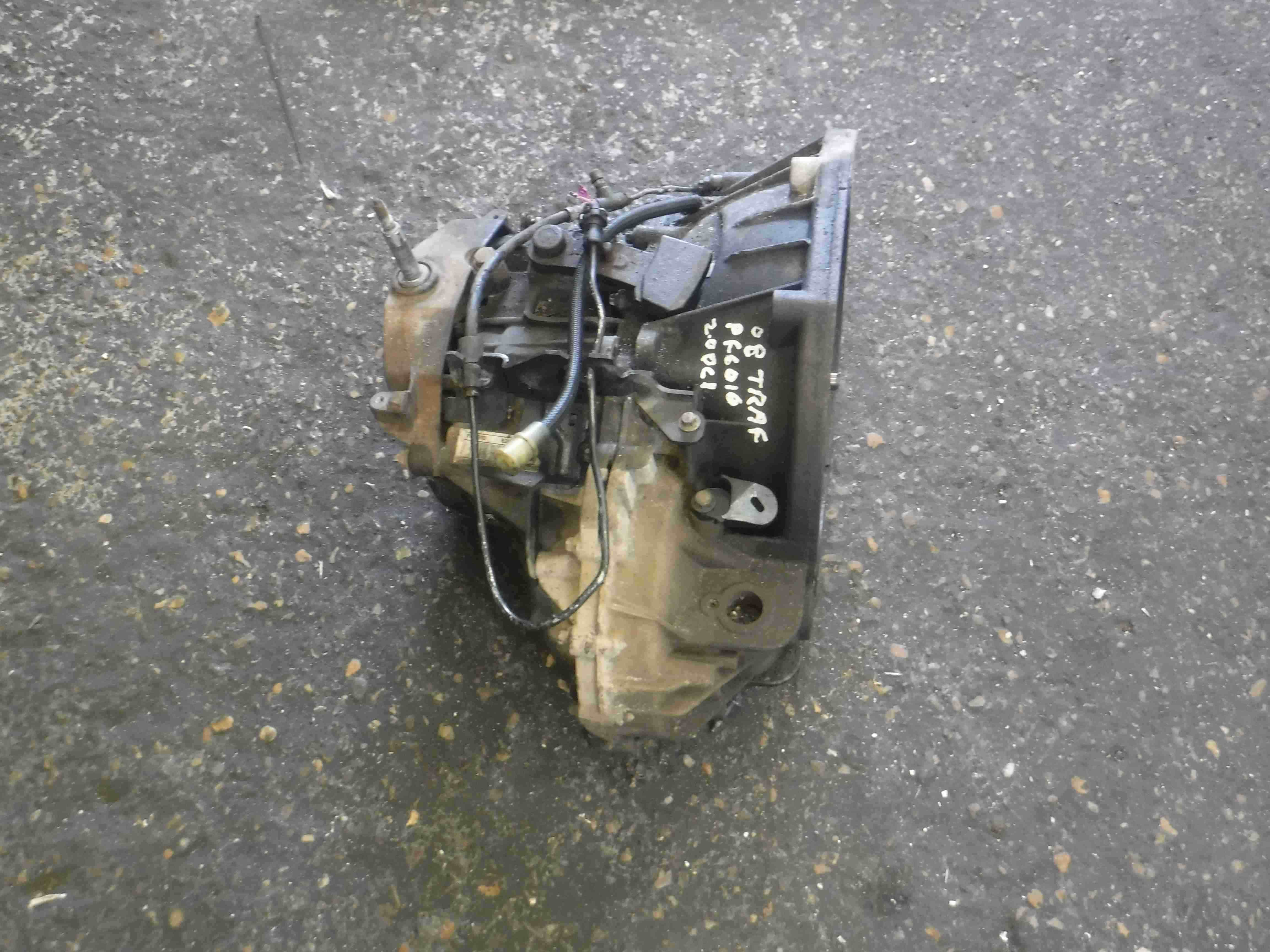 Renault Trafic 2006-2014 2.0 dCi Gearbox PF6 010