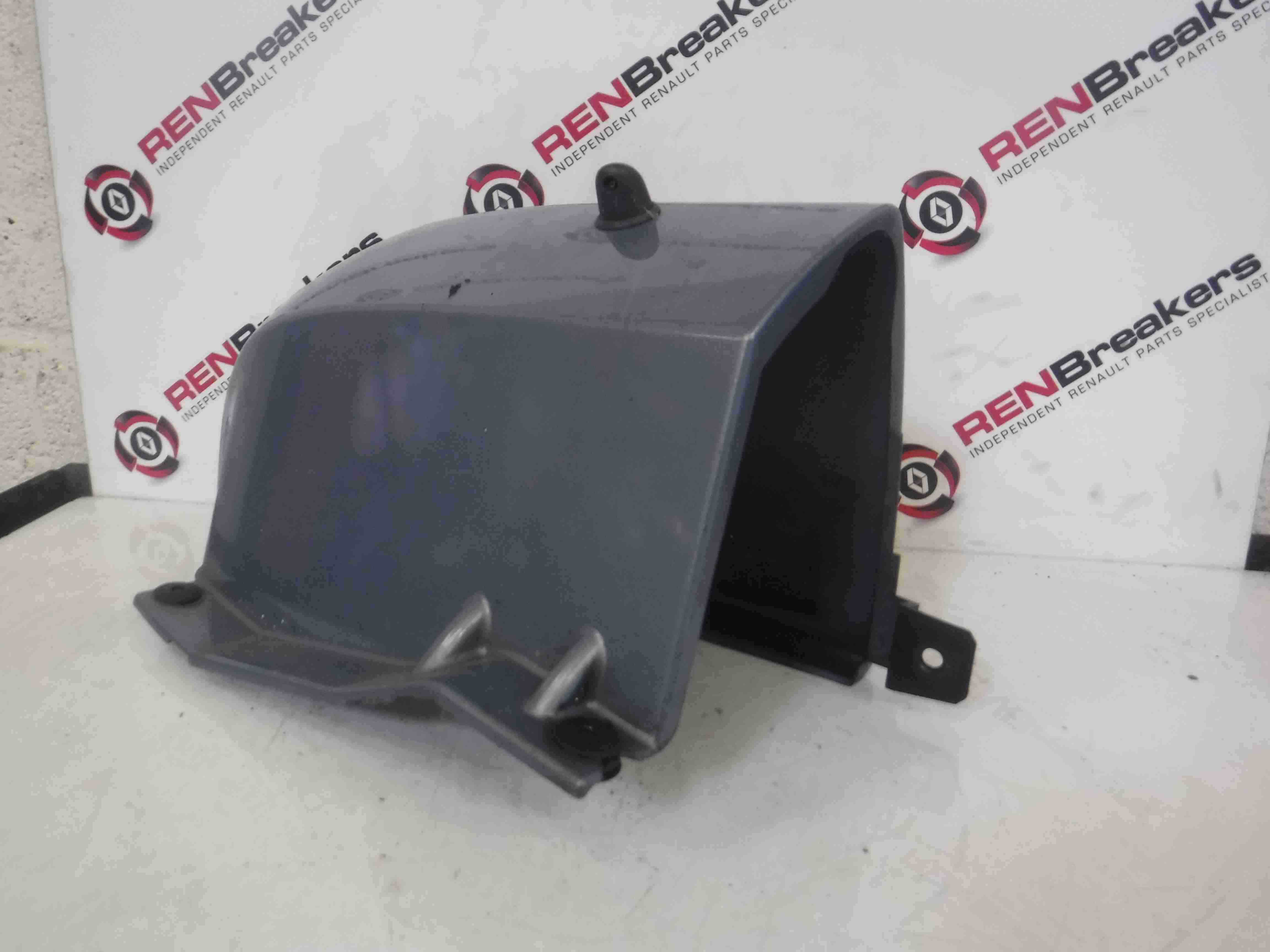 Renault Trafic 2006-2014 Drivers OSR Rear Top Moulding Purple TED47 With Jet