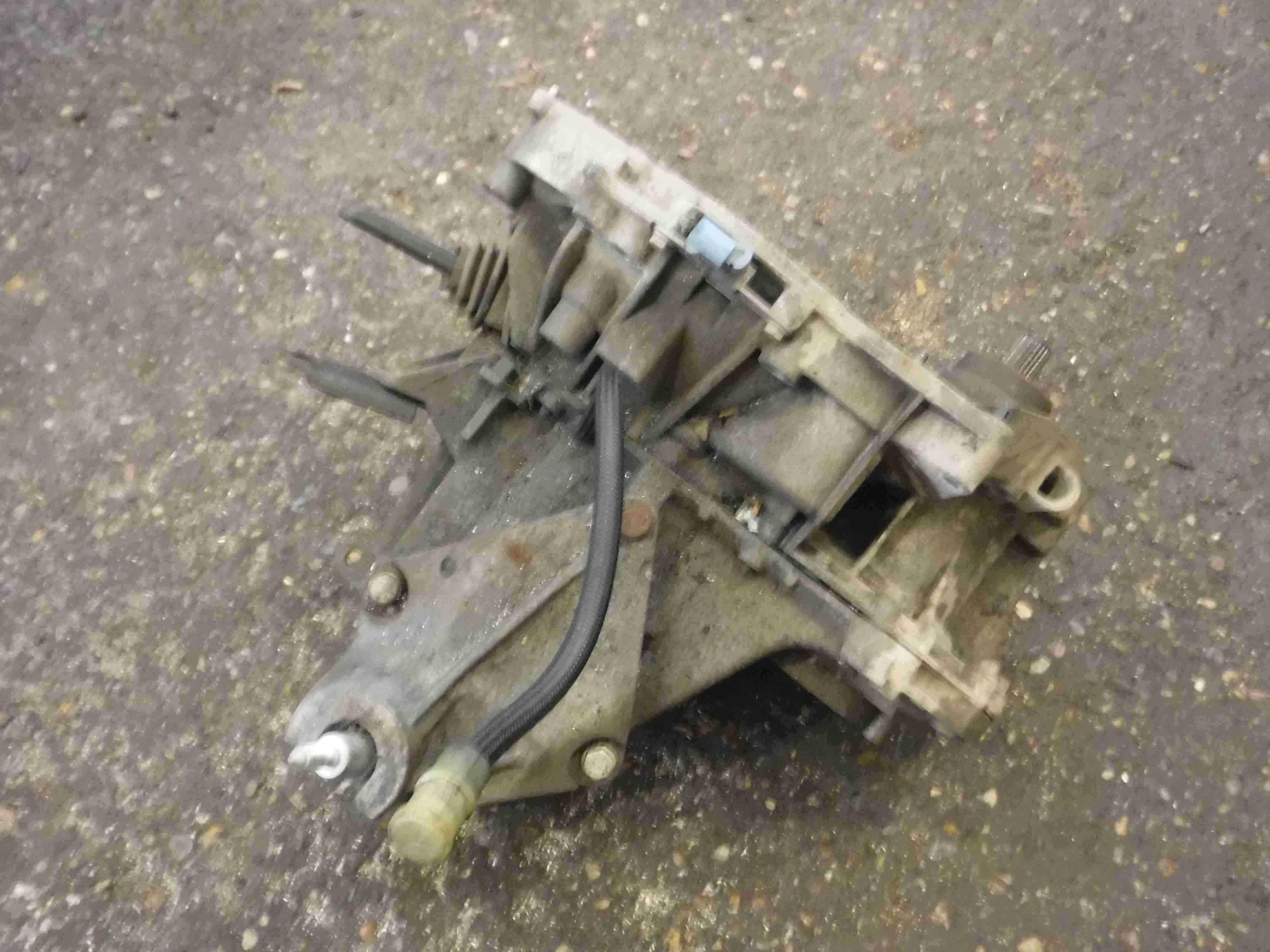 Renault Twingo 2007-2011 1.2 16v Gearbox JB1 521 jb1521