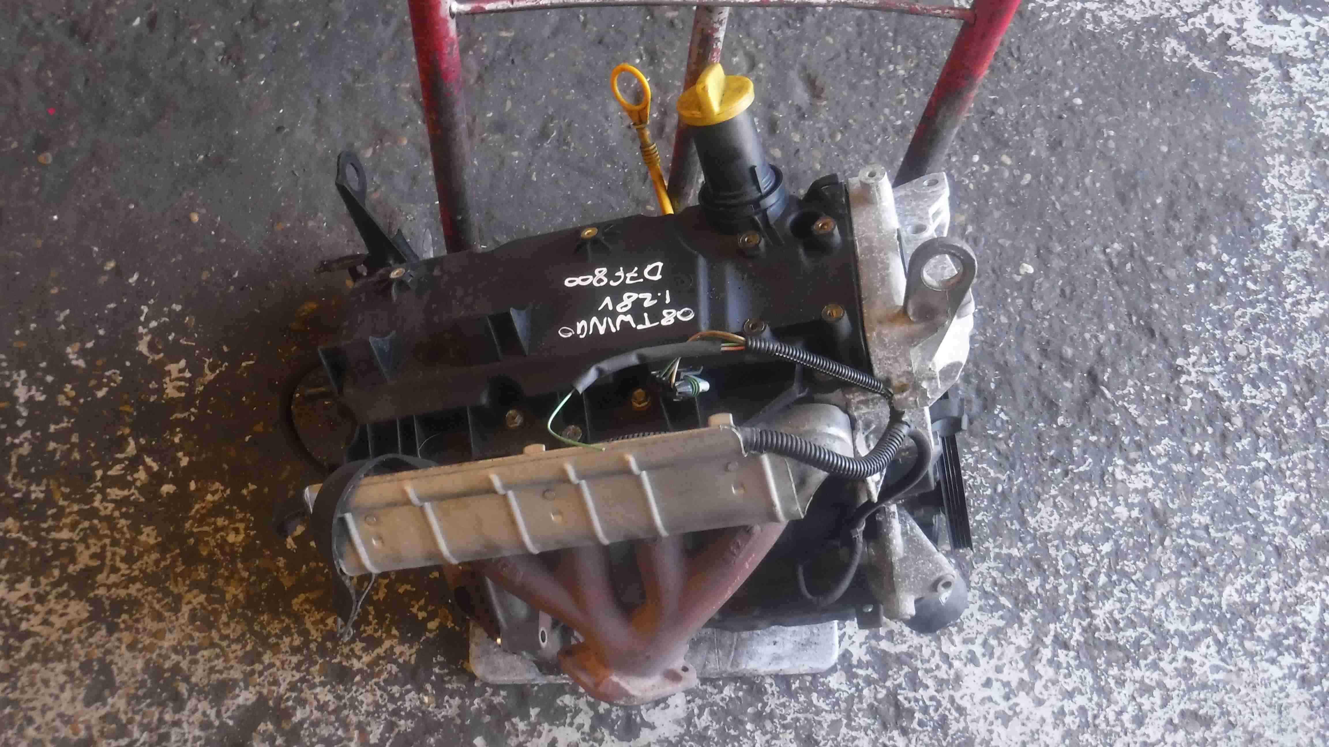 Renault Twingo 2007-2011 1.2 8v Engine D7F 800 *3 Months Warranty* D7F800