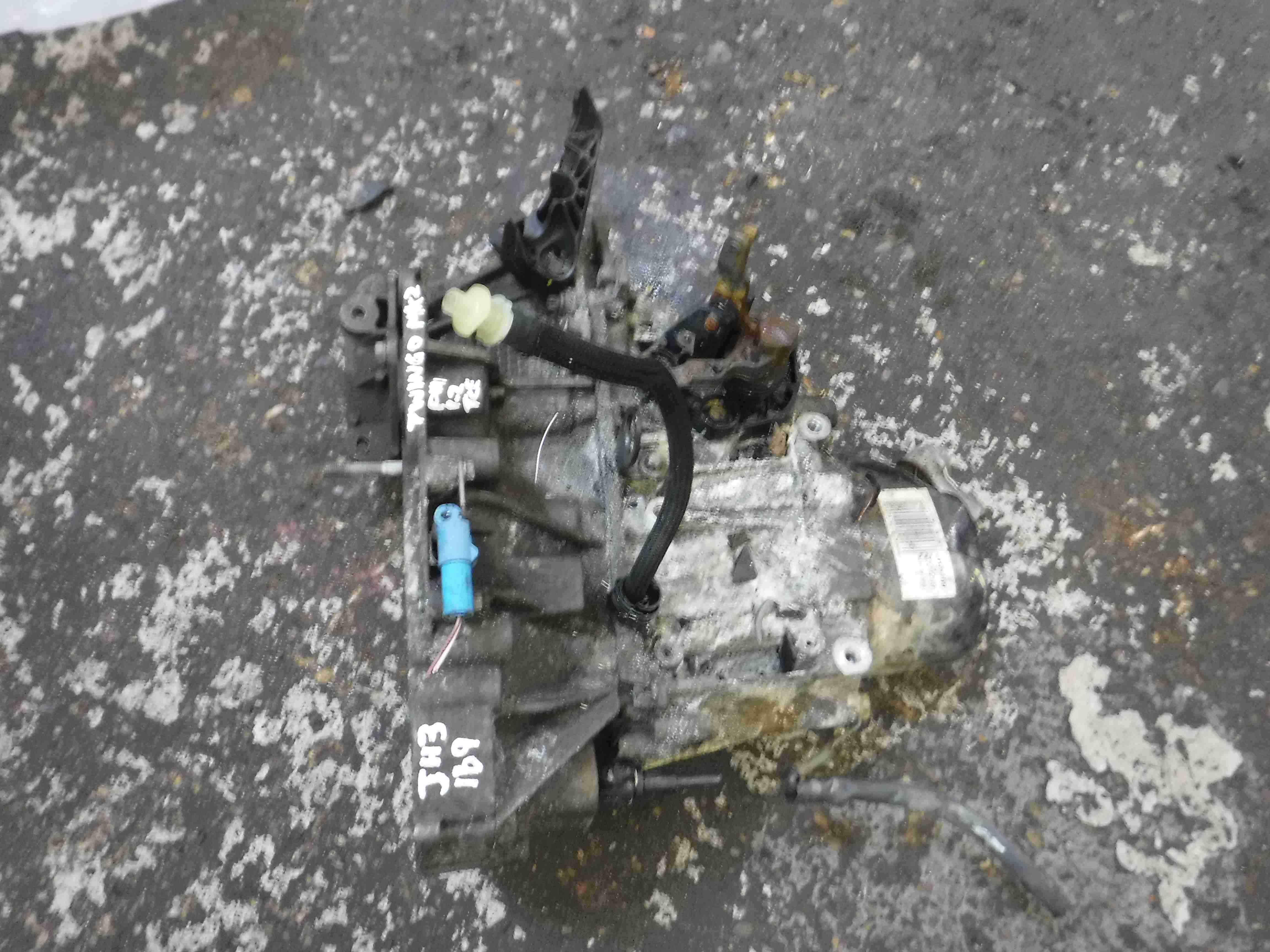 Renault Twingo 2007-2011 1.2 Turbo TCE Gearbox JH3 169 JH3169