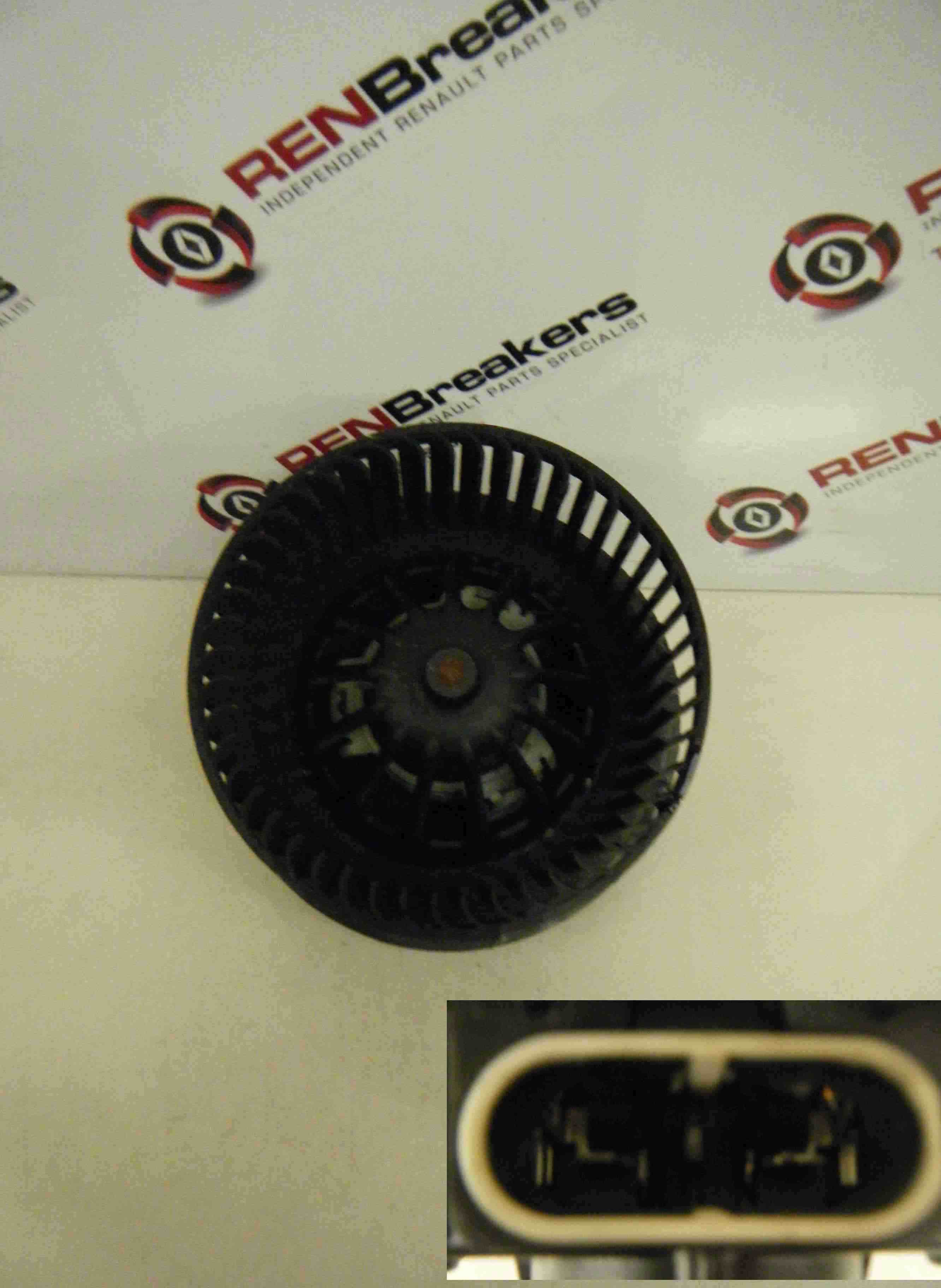 Renault Twingo 2007-2014  Heater Blower Fan Motor