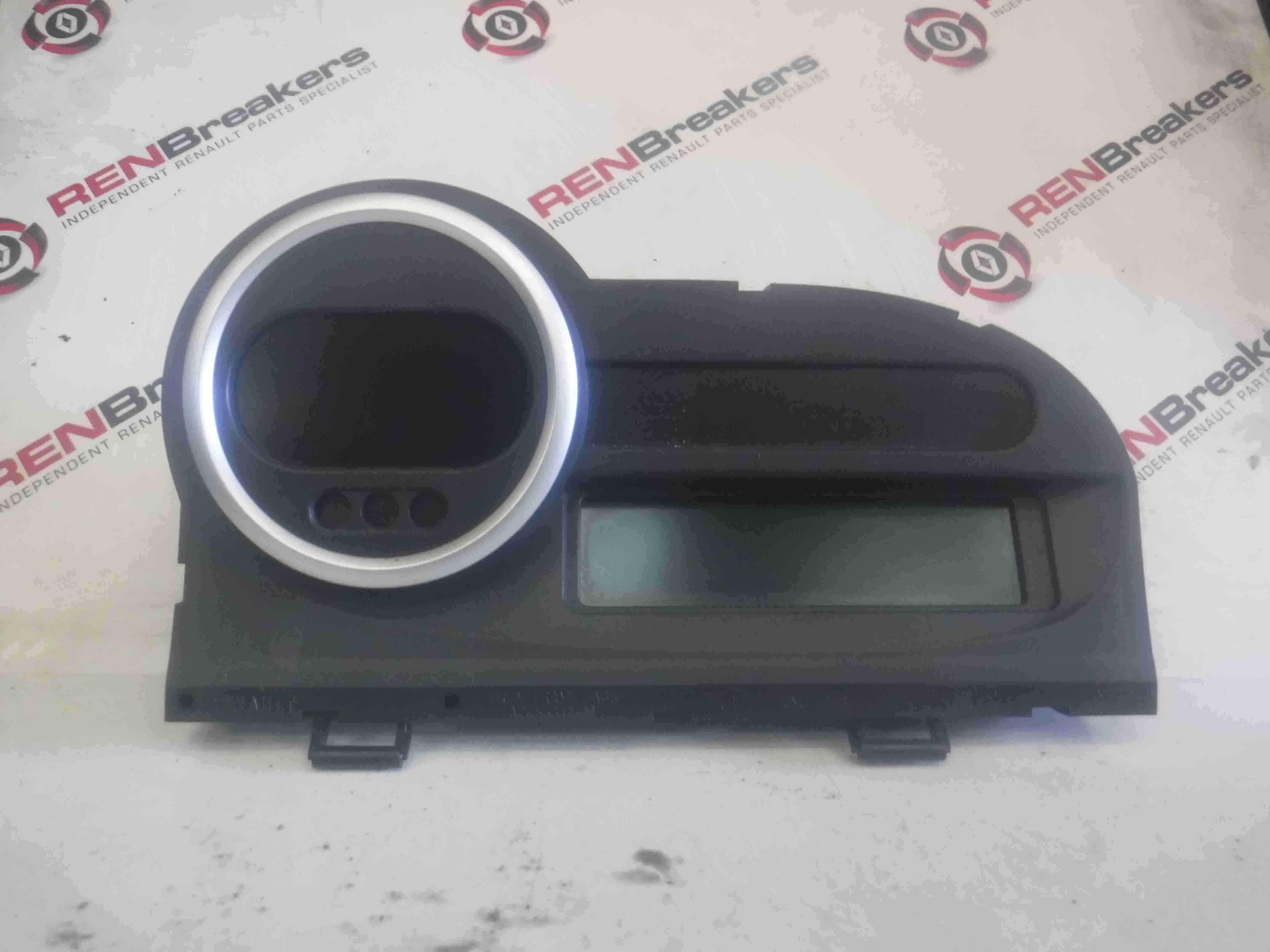 Renault Twingo 2011-2014 Instrument Panel Dials Clocks Speedo 280345731r