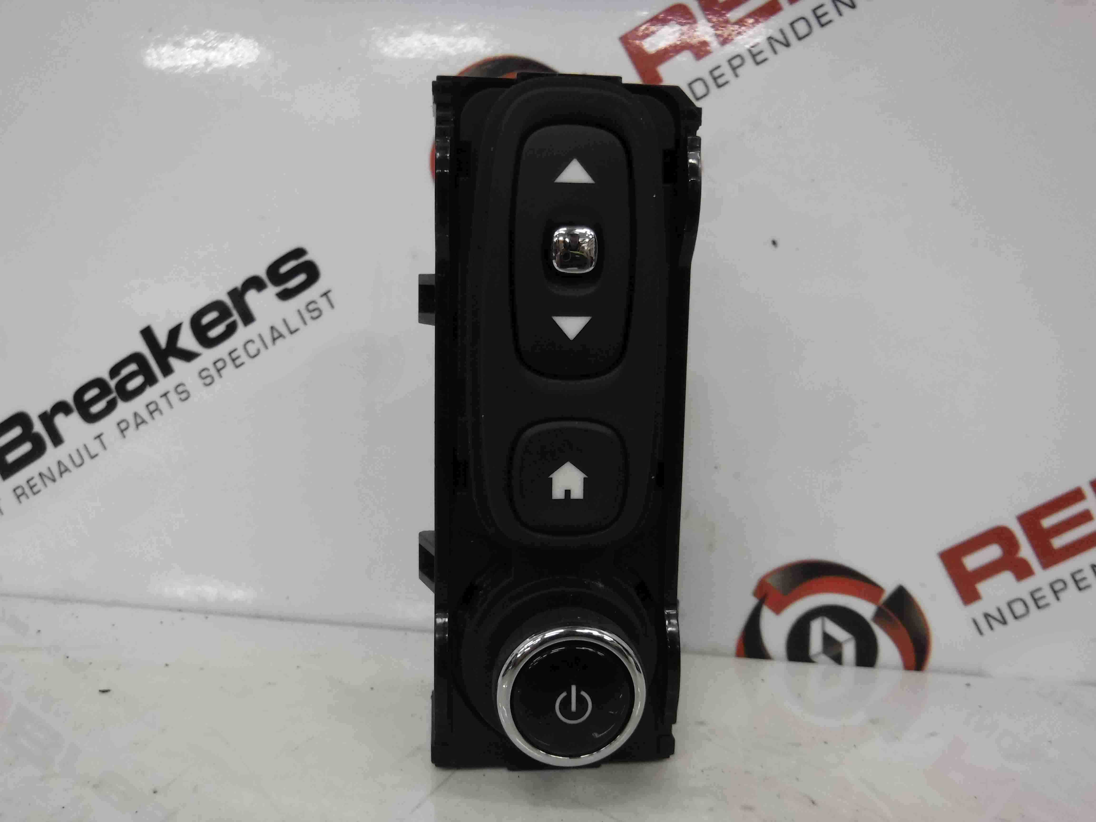 Renault Zoe 2012-2016 Centre Control Switch Panel Buttons 253B08825R