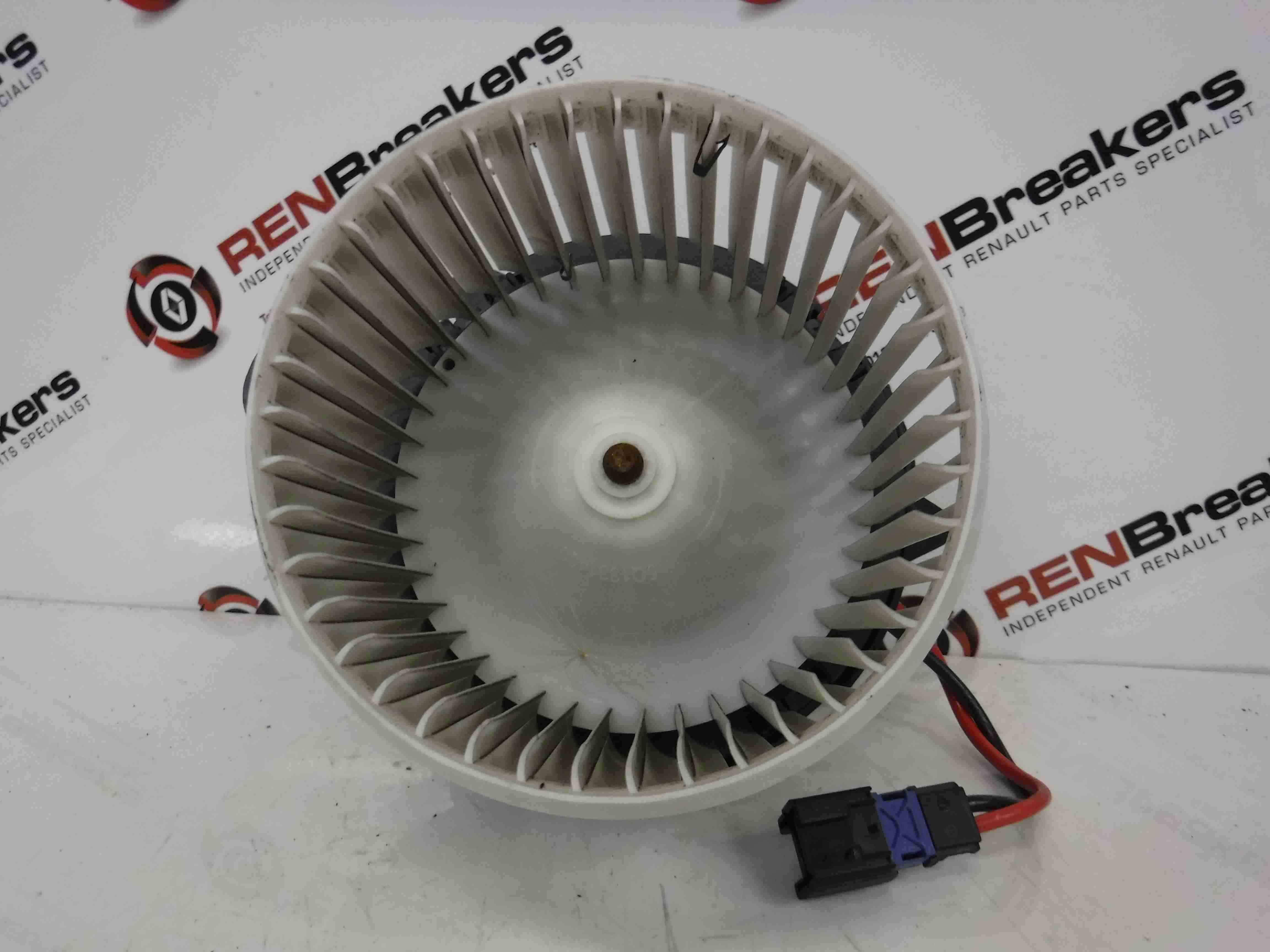 Renault Zoe 2012-2016 Heater Motor Blower Fan 5Q1335000