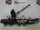 Renault Captur 2013-2015 1.5 dCi Fuel Sensor + Rail 175215346R