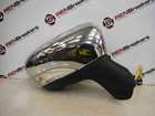 Renault Captur 2013-2015 Drivers OS Wing Mirror Chrome