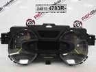Renault Captur 2013-2015 Instrument Panel Dials Clocks 248104783R