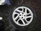 Renault Captur 2013-2015 Ivory Diamond Fastgame Alloy Wheel + Tyre 205 55 17 6mm