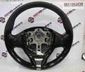 Renault Captur 2013-2015 Steering Wheel Black Chrome Cruise Control 985105453R