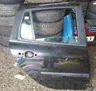 Renault Clio Estate MK3 2005-2012 Drivers OSR Rear Door Black 676