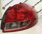 Renault Clio Estate MK3 2009-2012 Drivers OSR Rear Light Lens 8200586844
