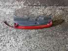 Renault Clio MK2 1998-2001 Front Bumper Grill Red 713