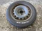 Renault Clio MK2 1998-2001 Steel Wheel Rim + Tyre 165 65 14 7mm Tread