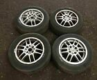 Renault Clio MK2 1998-2006 F1 172 182 Sport OZ Alloy Wheels Set X4 14Inch