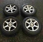 Renault Clio MK2 1998-2006 Labium Alloy Wheels Set X4 14inch