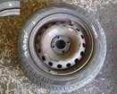 Renault Clio MK2 1998-2006 Spare Steel Wheel Rim + Tyre 175 65 14 5mm Tread