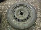 Renault Clio MK2 1998-2006 Steel Wheel Rim + Tyre 165 65 14 7mm Tread