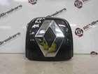 Renault Clio MK2 2001-2006 Boot Lock Mechanism Surround Button Black 676