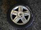 Renault Clio MK2 2001-2006 Campus Alium Alloy Wheel + Tyre 185 55 15 6mm Tread