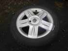 Renault Clio MK2 2001-2006 Campus Alium Alloy Wheel + Tyre 185 55 15 6mm