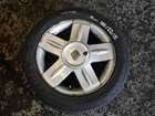 Renault Clio MK2 2001-2006 Campus Alium Alloy Wheel + Tyre 185 55 15 7mm Tread