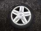 Renault Clio MK2 2001-2006 Campus Alium Alloy Wheel 15inch