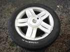 Renault Clio MK2 2001-2006 Campus Alloy Wheel + Tyre 185 55 15 5mm Tread