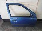 Renault Clio MK2 2001-2006 Drivers OSF Front Door Blue TED48 5dr