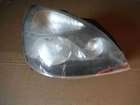 Renault Clio MK2 2001-2006 Drivers OSF Front Headlight Black