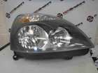 Renault Clio MK2 2001-2006 Drivers OSF Front Headlight Grey Backing