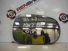 Renault Clio MK2 2001-2006 Drivers OSF Front Wing Mirror Glass 7701040425