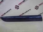 Renault Clio MK2 2001-2006 Drivers OSR Rear Door Moulding Trim Blue TERNA 3dr