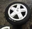 Renault Clio MK2 2001-2006 Dynamique Alloy Wheel 15inch