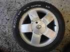 Renault Clio MK2 2001-2006 Equation Alloy Wheel + Tyre 185 55 15 6mm
