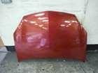 Renault Clio MK2 2001-2006 Front Bonnet Red TEB76