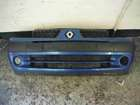 Renault Clio MK2 2001-2006 Front Bumper Blue TED48