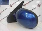Renault Clio MK2 2001-2006 Passenger NS Wing Mirror Blue TEI45 TE145 Manual