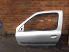 Renault Clio MK2 2001-2006 Passenger NSF Front Door Silver TED69 3DR