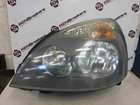Renault Clio MK2 2001-2006 Passenger NSF Front Headlight Grey 7701057655