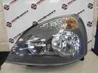 Renault Clio MK2 2001-2006 Passenger NSF Front Headlight Grey Backing