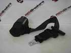 Renault Clio MK2 2001-2006 Rear Middle Centre Seat Belt Dark