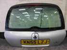 Renault Clio MK2 2001-2006 Rear Tailgate Boot Silver TED69 Rare Colour