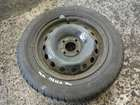 Renault Clio MK2 2001-2006 Steel Wheel Rim + Tyre 175 65 14 7mm