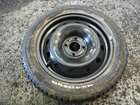 Renault Clio MK2 2001-2006 Steel Wheel Rim + Tyre 185 55 15 8mm Tread