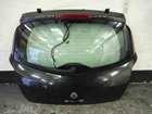 Renault Clio MK3 2005-2009 Boot Tailgate Black 676