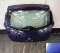 Renault Clio MK3 2005-2009 Boot Tailgate Blue OV460