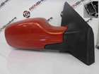 Renault Clio MK3 2005-2009 Drivers OS Wing Mirror Red TED75