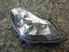 Renault Clio MK3 2005-2009 Drivers OSF Front Headlight Black Backing 8200689299